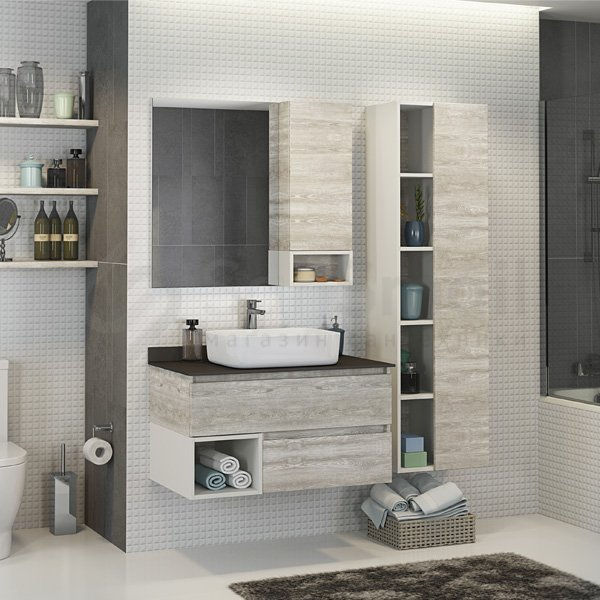 Мебель для ванны comforty ванная комната фото стеклоблок