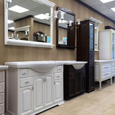 Скидка на мебель для ванной Опадирис до 35%